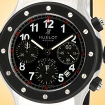 Hublot Super B Black Magic Chronograph