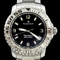 Blancpain Fifty Fathoms Divers