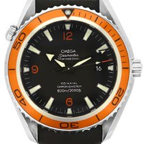 Omega stainless steel Planet Ocean