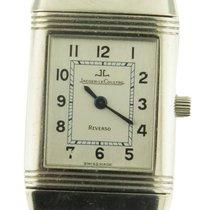 Jaeger-LeCoultre Ladies Reverso Quartz Watch Silver Dial 19mm...