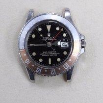 Rolex Vintage GMT Master 1675 Pepsi Stainless Steel 1959-1960