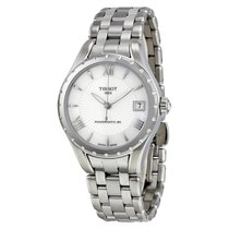 Tissot Lady 80 Automatic White Mother of Pearl Dial Stainless...