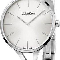 ck Calvin Klein GRAPHIC K7E23146 Damenarmbanduhr Klassisch...
