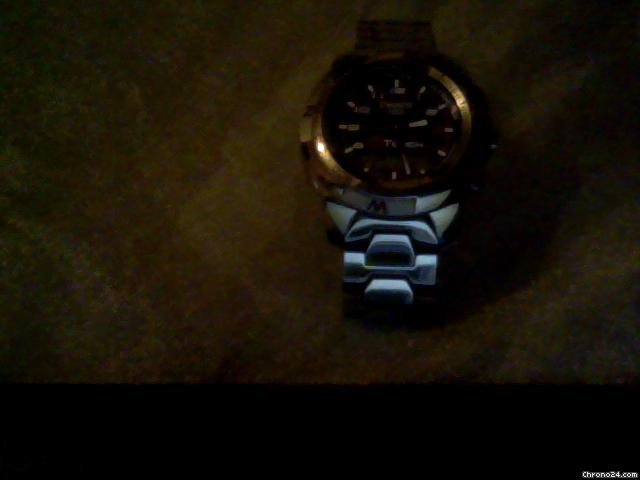 Tissot T-Touch Titanium