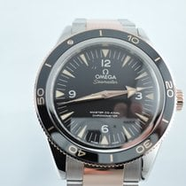 Omega Seamaster 300 bicolor - neues Modell -
