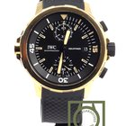 IWC Aqua time Chronograph BRONZE Charles Darwin 379503 100% NEW