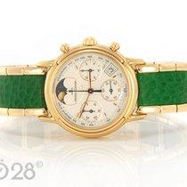 Jaeger-LeCoultre Odysseus 167.7.30 Damenuhr Chronograph Quarz...