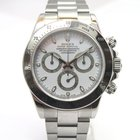 Rolex Daytona 116520 White dial M Serie Full set