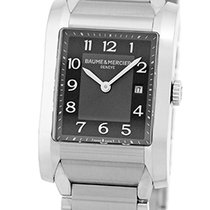 Baume & Mercier Lady's Mid Size Stainless Steel ...