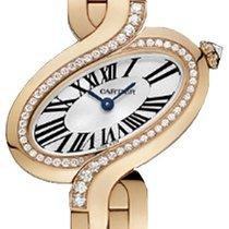 Cartier Delices de Cartier in Rose Gold with Diamond Bezel...