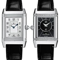 Jaeger-LeCoultre Ladies Q2568403 Reverso Duetto Watch