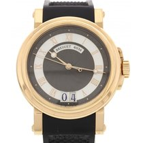 Breguet Men's Breguet Marine 18K Rose Gold Automatic 5817