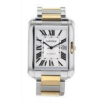 Cartier Tank Anglaise Bicolor XL - Ref W5310006