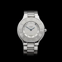 Cartier Must de Cartier Stainless Steel Ladies 1330