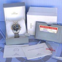 Omega SEAMASTER Professional Diver CHRONO 300M Blu BOND Box...