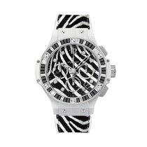 Hublot Big Bang 41mm White Zebra Bang