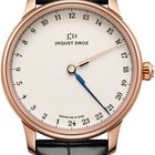 Jaquet-Droz Astrale Grande Heure GMT Mens Watch