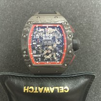 Richard Mille RM011 Black Night Felipe Massa