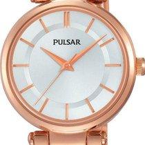 Pulsar Classic PH8196X1 Damenarmbanduhr Mit Keramikelementen