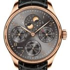 IWC Portugieser Perpetual Calendar Perpetual Double Moonphase...