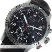 Breguet Type XXII Chronograph Fly-Back GMT Stahl 3880ST/H2/3XV