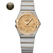 Omega - Constellation Quartz 27 MM