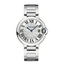 Cartier Ballon Bleu Quartz Mid-Size Watch Ref W69011Z4