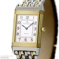 Jaeger-LeCoultre Reverso Ref-250550 18k Yellow Gold/Stainless...