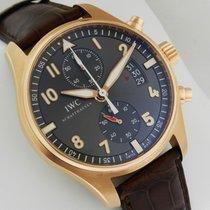 IWC Pilot's Watch Spitfire Chrono 43mm 18K Rose Gold...