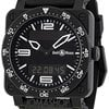 Bell & Ross Aviation Black Dial Chrono- Alarm 42MM Mens...