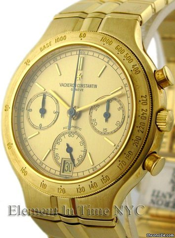 Vacheron Constantin Vintage Collection Phidias Chronograph