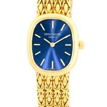 "Patek Philippe Lady's 18K Yellow Gold  ""Golden..."