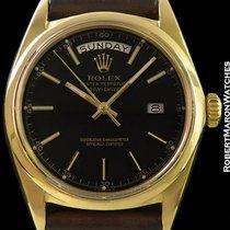 Rolex Day Date 1802 Smooth Bezel 18k 1966