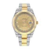 Rolex Datejust II 116333 chdo (11615)