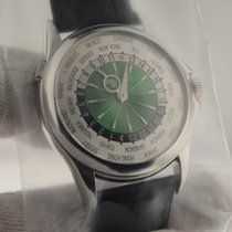 Patek Philippe World Time Platinum Mecca 5130P.