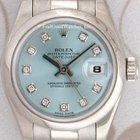 Rolex 179166 Datejust, Ladies President, Platinum, K Series