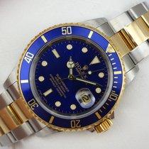 Rolex Submariner Date - 16613 - Stahl-Gold - Box & Papiere...