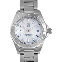 TAG Heuer Aquaracer Ladies 300M Stainless Steel Quartz Watch...