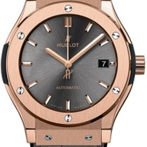 Hublot Classic Fusion Racing Grey King Gold