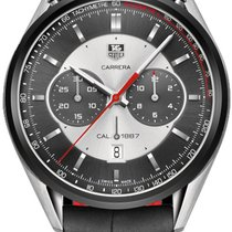 TAG Heuer Carrera 1887 Automatic Chronograph Jack Heuer...