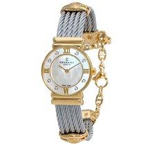 Charriol St Tropez Mother of Pearl Diamond Ladies Watch...