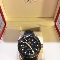 Omega Seamaster Planet Ocean 42mm Liquid Meta