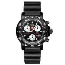 Swiss Military Watch Diver`s Seawolf 1 Scuba Nero 2416