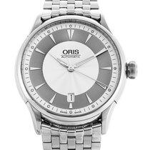 Oris Watch Artelier Date 733 7591 40 51 MB