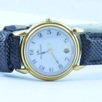Maurice Lacroix Calypso Damen Uhr Stahl/gold Vergoldet 25mm