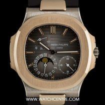 Patek Philippe 18k White & Rose Gold Power Reserve...