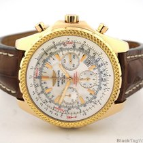 Breitling Bentley 6.75 Automatic 18k Yellow Gold 48