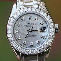 Rolex Masterpiece 18k White Gold 80299 President 80319 29mm...