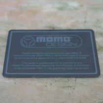 Momo Design vintage warranty card blank newoldstock