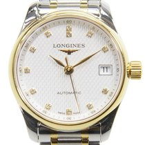 Longines Master Gold Steel  Automatic L2.128.5.77.7